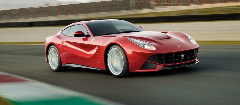 Ferrari F12berlinetta (Foto: Divulgação)