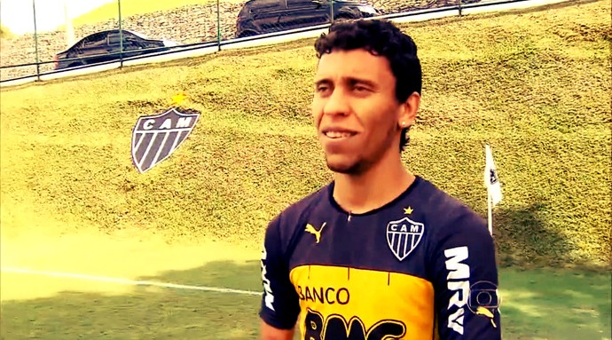 Marcos Rocha conversou com a reportagem do Esporte Espetacular (Foto: Reprodução TV Globo)
