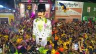 Homem da Meia-Noite é recebido com muita festa em Olinda