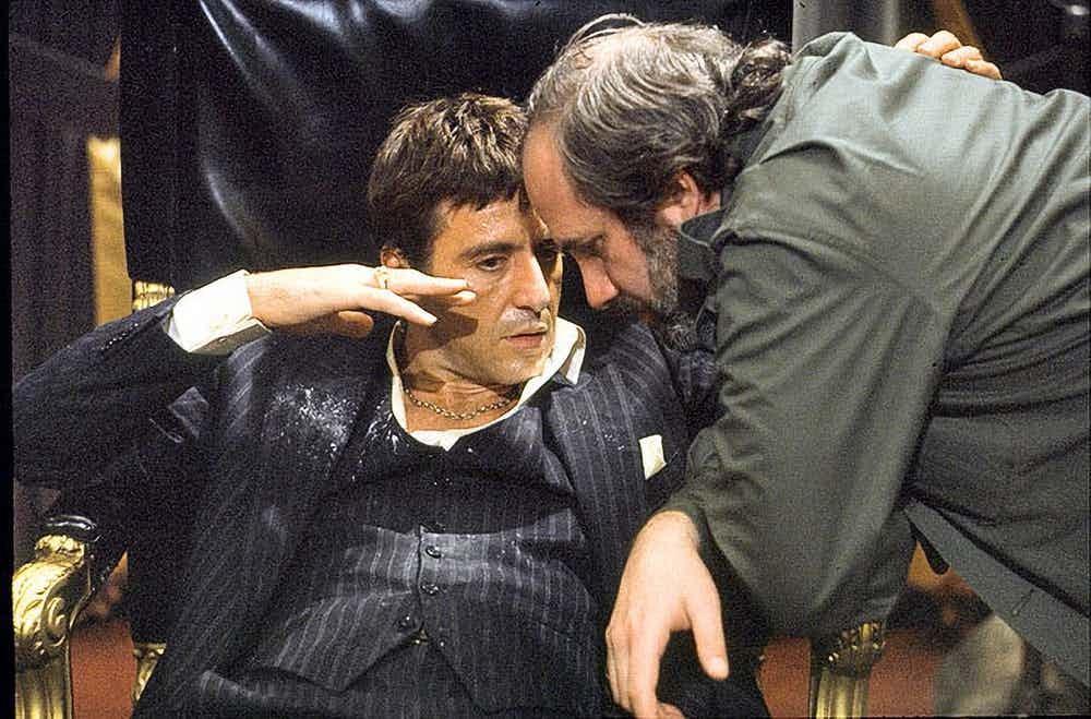 Scarface (1983) (Foto: Reprodução / Redes Sociais)