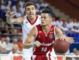 Arthur Pecos Paulistano basquete (Foto: Divulgação/LNB)