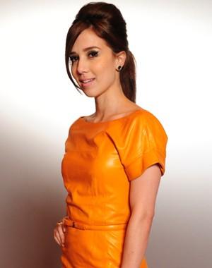 Perfil falso no microblog Twitter usa o nome da atriz Marjorie Estiano  (Foto: Estevam Avellar/ TV Globo)