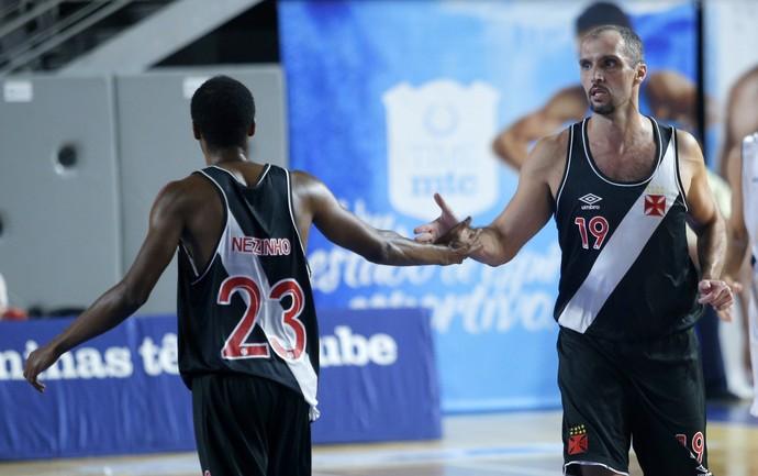 Vasco Minas NBB (Foto: Fotos:Orlando Bento/MTC)
