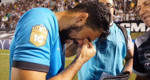 volta por cima (Augusto Gomes/GloboEsporte.com)