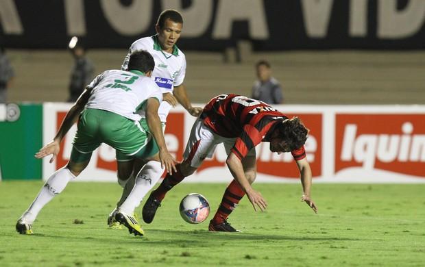 Atlético-GO x Icasa - Série B 2013 (Foto: Renato Conde / O Popular)