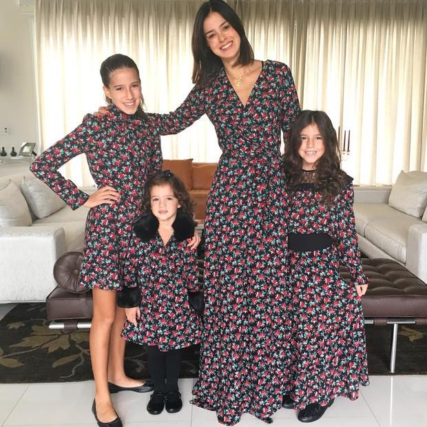 Vera Viel filhas (Foto: Reprodução/Instagram)