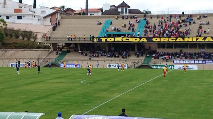 São Bento x Atlético Sorocaba (Foto: Emilio Botta)