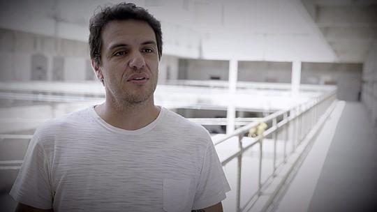 Carcereiros: Rodrigo Lombardi revela conflitos do seu personagem