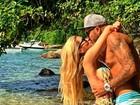 Eles voltaram! Ex-BBBs Fernando e Aline aparecem se beijando em foto