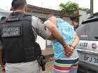 Homens são presos na PB com moto roubada e material de ataque a banco