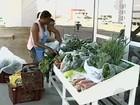 Feira comercializa produtos orgânicos às sextas na Univasf