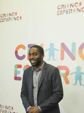 Lázaro Ramos é um dos ativadores da Campanha Criança Esperança (Foto: Divulgação)
