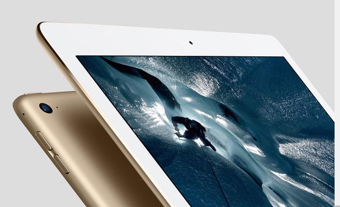 A câmera do iPad Pro pode ser melhor (Foto: Divulgação/Apple)  (Foto: A câmera do iPad Pro pode ser melhor (Foto: Divulgação/Apple) )