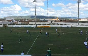 Com time alternativo, Confiança vence Amadense de virada no Brejeirão