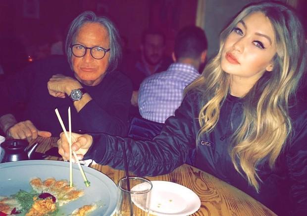 Gigi Hadid  (Foto: Reprodução/Instagram)