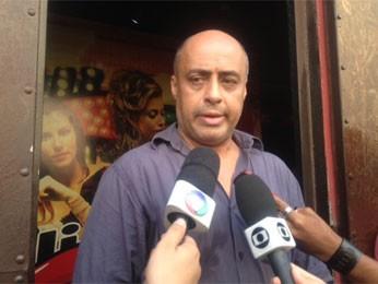 Tito Lívio, dono do Downtown Pub, concordou com operação (Foto: Luna Markman/G1)