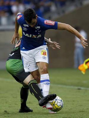 Sánchez Miño; Cruzeiro (Foto: Washington Alves/Light Press)
