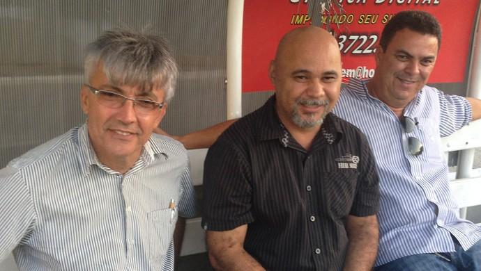 Jandoval Bezerra (Foto: Vital Florêncio / GloboEsporte.com)