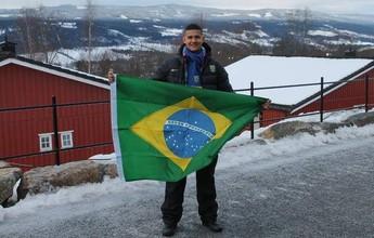 Marley Linhares carregará bandeira do Brasil na abertura de Lillehammer