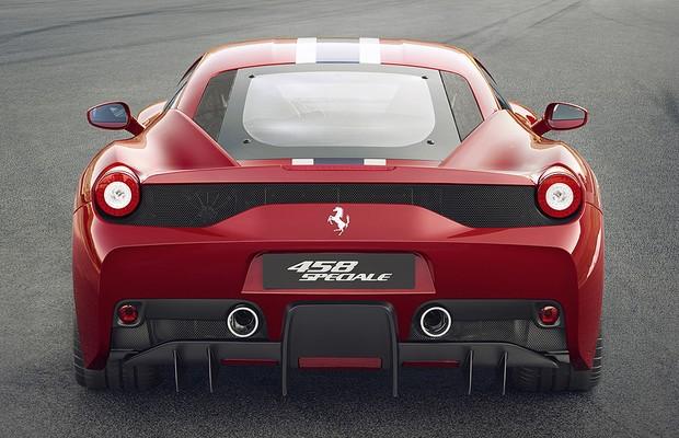 Ferrari 458 Speciale (Foto: Ferrari)