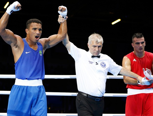 Esquiva Falcao Florentino, Boxe (Foto: Agência Reuters)