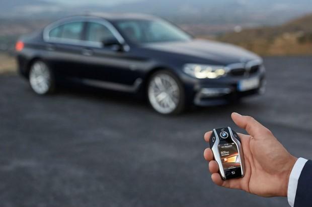 BMW Série 5 (Foto: Divulgação)
