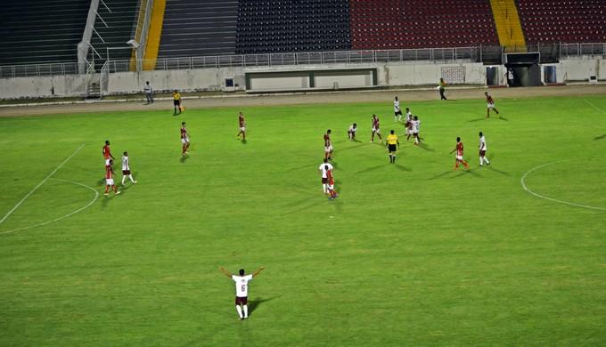 Boa Esporte x Patrocinense (Foto: Régis Melo)