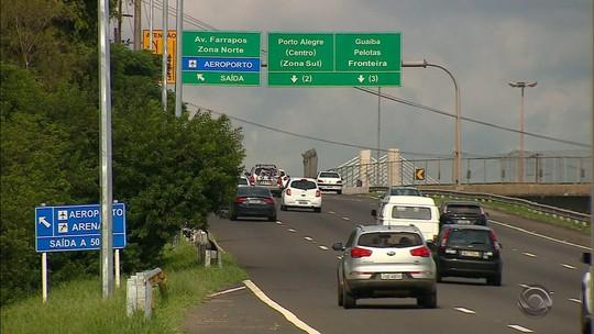 Concessão da freeway no RS será renovada até a realização de leilão