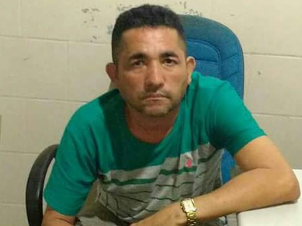 Sargento foi preso por suspeita de participar de assalto (Foto: Divulgação/SSP-MA)