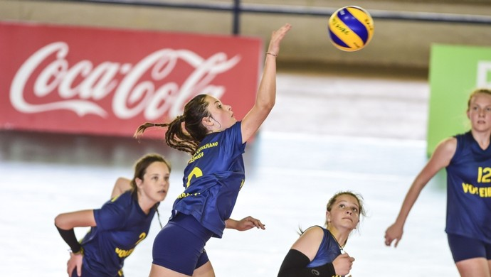 vôlei feminino, Jogos Escolares da Juventudes, JEJs (Foto: Wander Roberto/Exemplus/COB)