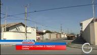 Sete pessoas foram presas em ação contra o tráfico em Lorena