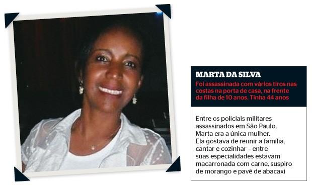 Marta Umbelina da Silva (Foto: reprodução)
