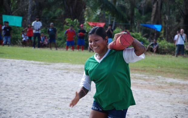 Jogos Indígenas do AP: próximas etapas acontecem no fim do mês (Foto: Mario Thomaz/20-11-2011/Agência Amapá/Divulgação)