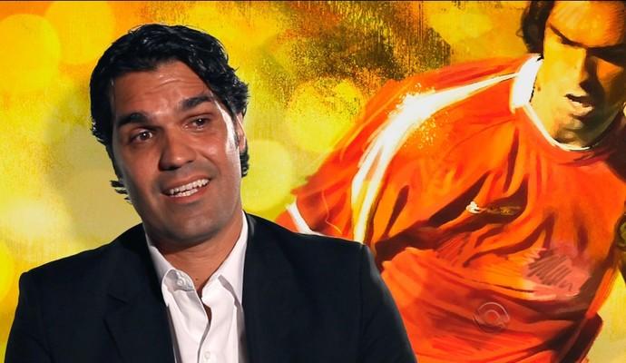 Fernandão última entrevista  (Foto: Reprodução/RBS TV)