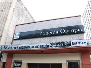 Festival é realizado no Cine Olympia, em Belém. (Foto: Everton Pereira/FAB)