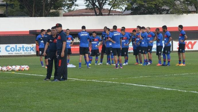 Atlético-GO - treino (Foto: Divulgação / Atlético Clube Goianiense)