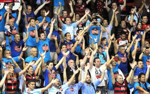 Eduardo eleições Flamengo (Foto: André Durão / Globoesporte.com)