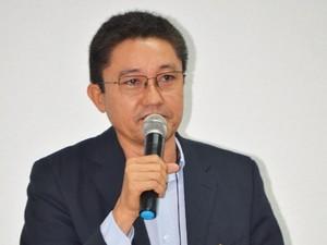 Júnior de Sousa Otsuka renunicou ao cargo de prefeito de Grajaú (MA) (Foto: Divulgação / Prefeitura de Grajaú)