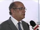 Mendes diz que ações sobre chapa Dilma-Temer lembram caso de RR