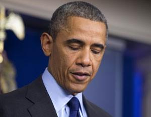 Obama fala sobre a captura do 2º suspeito (Foto: Manuel Balce Ceneta/AP)