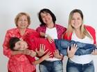 Luiz Felipe Mello, o Junior de 'Salve Jorge', mostra as 'Morenas' da vida real