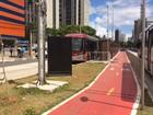 CET instala contador de usuários em ciclovia da Zona Sul de São Paulo