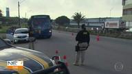 PRF reforça ações nas estradas federais durante a Operação São João em Pernambuco