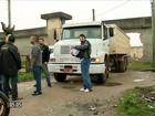 Grupo derruba muro de prisão com caminhão e 6 detentos fogem no RS