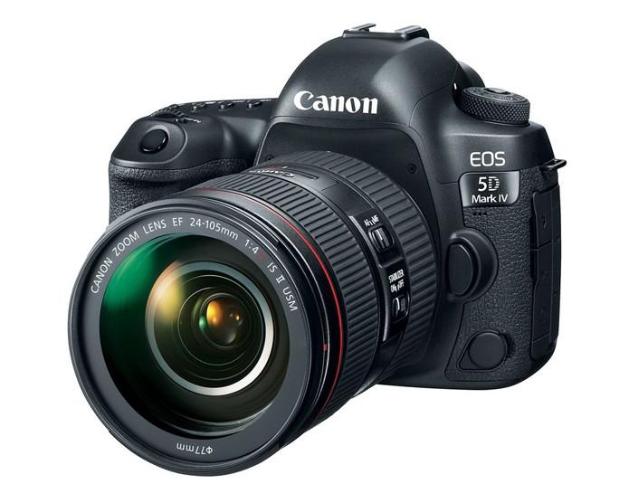 Nova DSLR possui sensor de 32 megapixels, faz fotos a 7 FPS e filma em qualidade 4K (Foto: Reprodução/Canon) (Foto: Nova DSLR possui sensor de 32 megapixels, faz fotos a 7 FPS e filma em qualidade 4K (Foto: Reprodução/Canon))