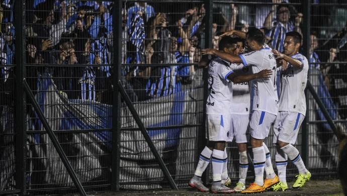 Grêmio vence o Figueirense no Orlando Scarpelli (Foto: Eduardo Valente / Agência O Globo)