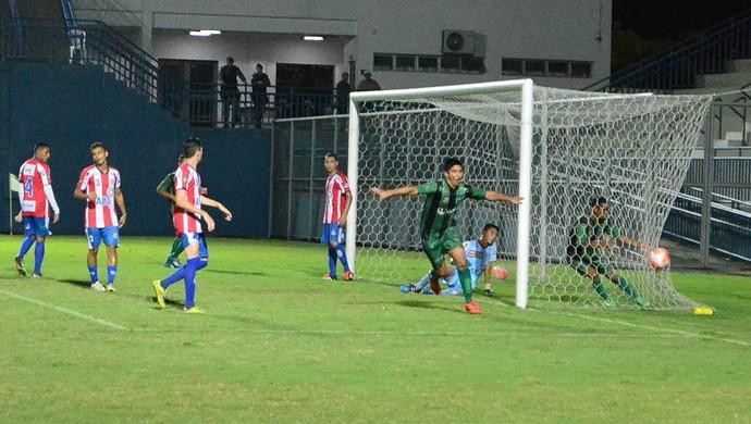 Manaus FC Sul América Sub-20 Amazonas (Foto: Emanuel Mendes Siqueira)