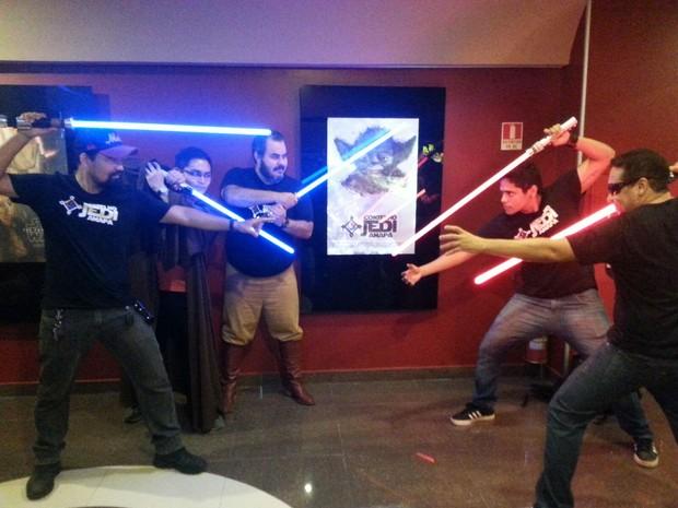Websérie comédia 7X1 nerd, cultura pop, Star Wars (Foto: 7x1/Divulgação))