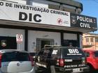Polícia deflagra operação para prender suspeitos de cometer 8 homicídios