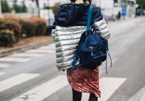 Jaqueta de nylon (Foto: ImaxTree)